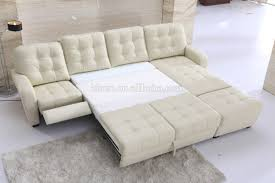 Sofa Recliner Bed Beautiful Reclining Sofa Bed 88 In Modern Sofa Inspiration With