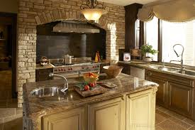 Tuscan Kitchen Islands by Tuscan Kitchen Interior Design 1215 Kitchen Ideas