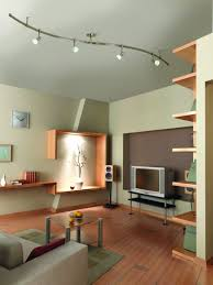 minimalist track lighting home