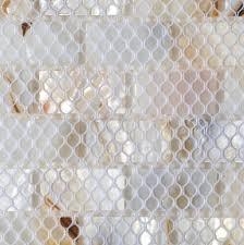 shell tile backsplash mother of pearl tile backsplash shell mosaic tiles mop034 natural