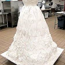 giant wedding cakes wedding dress cake archives the culinary cellar