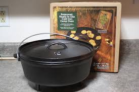7 reasons to cook in a cast iron dutch oven backyard life