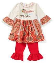 thanksgiving attire kids girls u0026 sets dillards com
