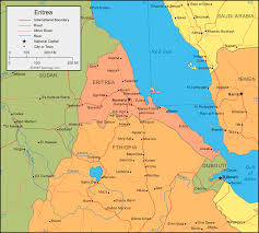 africa map eritrea the history archive baboon mummies solve mystery of