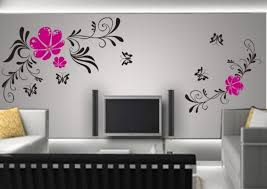 simple wall designs wall paint designs for living room of good simple wall painting