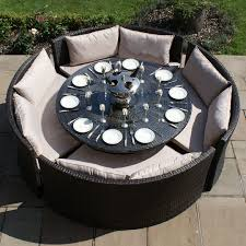 Rattan Garden Furniture Clearance Sale Modern Rattan Garden Furniture Sofa Set Lounger 8 Seater Outdoor