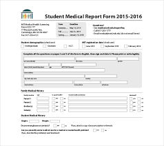 diagnostic report template 8 report templates free sle exle format