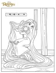 Coloriage Raiponce 4  Coloring Pages Shojo  Lovely Girls