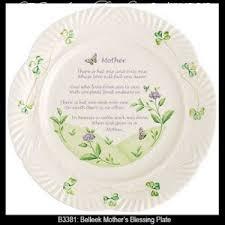 belleek plates