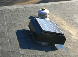 solar roof ventilation fans 42 with solar roof ventilation fans