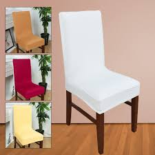 Dining Room Chair Protective Covers Chair Covers Dining Spandex Strech Dining Room Chair Covers Office