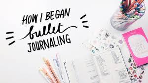 Bullet Journaling by Bullet Journaling For Beginners How I Started My Bullet Journal