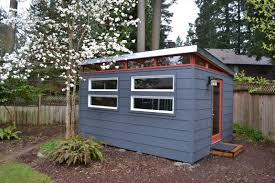 studio his and hers his and hers modern sheds