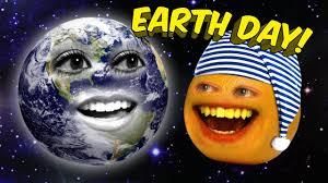 annoying orange earth day youtube
