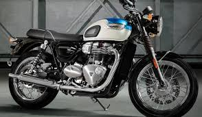 triumph bonneville t100 launched at rs 7 78 lakh