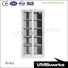 lockable office storage cabinets china lockable glass door metal filing cabinets storage glass door