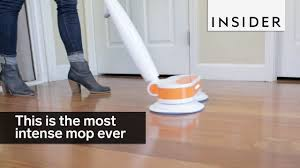 Best Mop For Laminate Floor Your Floor Would Love This Electronic Spin Mop And Polisher Youtube