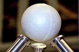 Levitating Light Bulb by Ultrasound Can Levitate Large Objects