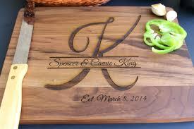 wedding cutting board engraved cutting board engraved cutting board wedding gift