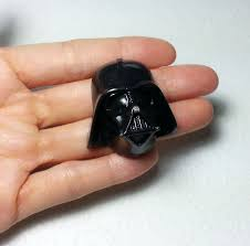 big 3d star wars darth vader silicone mold 38mm simply molds