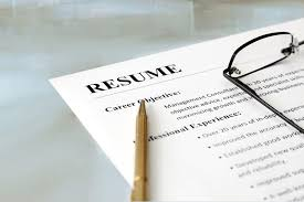 Different Types Of Resumes Examples by Example Of A Functional Resume