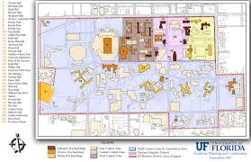 Florida State University Campus Map by University Of Florida Campus 1931 1953 Gator Preservationist