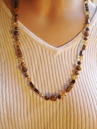 swarovski crystals necklace design images 302 tigereye and gold swarovski necklace susan j jpg