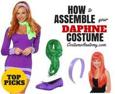 Daphne Halloween Costume Costume Daphne Blake Scooby Doo Dress Party