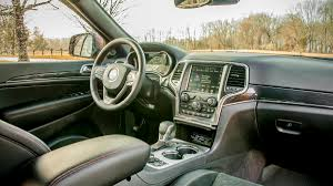 jeep grand cherokee 2017 2017 jeep grand cherokee trailhawk review luxury yacht for all