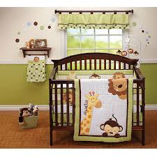 Jungle Themed Crib Bedding Furniture Jungle Crib Bedding Set Inspirational Carters Play 4