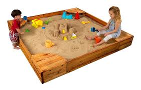 amazon com kidkraft backyard sandbox toys u0026 games