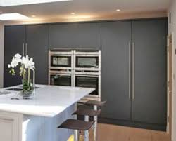 what are slab kitchen doors what is a slab door the real kitchen company