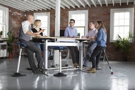 Sit Stand Desk Vancouver by Award Winning Ergonomic Office Furniture Focal Upright