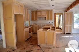 How To Paint New Kitchen Cabinets New Kitchen Cabinets Of The Flip House