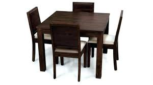 Set Of Four Dining Chairs Four Dining Room Chairs With Exemplary Set Of And Regarding Design