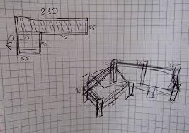 plan canapé fiche de savoir 15 construction d un canapé en bois nature