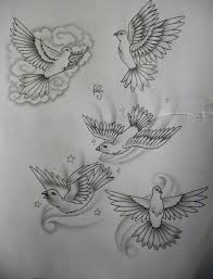 dove and cross tattoo 8 latest dove tattoo design ideas and samples