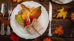 stunning thanksgiving table decor ideas sunset