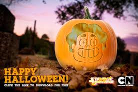 Printable Halloween Faces by Put Cartoon Network Faces On Your Halloween Cartoon Network