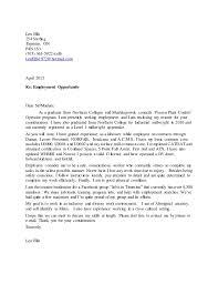 Millwright Resume Sample by Len Cover Letter Resume April 2015 Gen