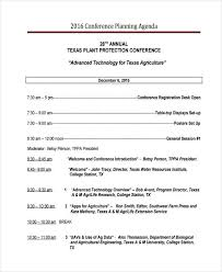 sample conference agenda temp meetingagendaconfcall 0 jpg free