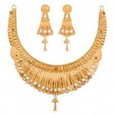 gold set necklace set luminous gold balls online shopping sri vasavi