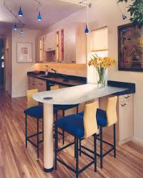cool kitchen design with breakfast counter 19 with additional