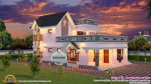 kerala style house plans within sq ft including beautiful new