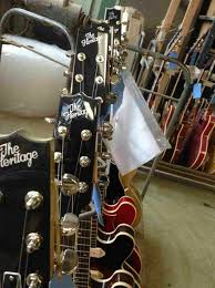 heritage guitars and the old gibson guitar factory survive and