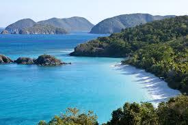 Virgin Islands Flag Caribbean Beaches In Sint Maarten Us Virgin Islands Bahamas