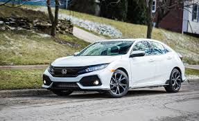 honda civic 2017 sedan 2017 honda civic hatchback pictures photo gallery car and driver