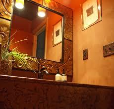 Copper Bathroom Vanity by Copper Bathroom U0026 Copper Bathroom Vanity