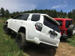 toyota 4runner 2017 white 2015 toyota 4runner trd pro best of breed review the fast