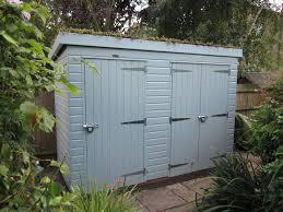 sheds in tooting crane garden buildings